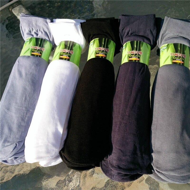 50 пар, летние тонкие мужские носки, мужские носки, высокие эластичные износостойкие ледяные шелковые крутые носки, деловые носки, Прямая пос...