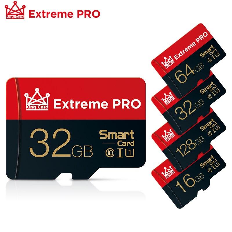 Fashion high quality Micro SD Card 32GB 64GB 128GB C10 Memory Card 8GB 16GB mini TF Card with gift A