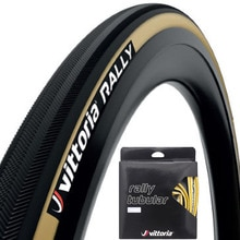 1 paire de pneu de rallye tubulaire vittoria 700c x 25mm noir pour entraînement de course sur route 220tpi