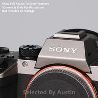 Защитная пленка для камеры Sony A7III, A7R3, A7M3, A7R4, A9, A7R2, A7M2, A7S2
