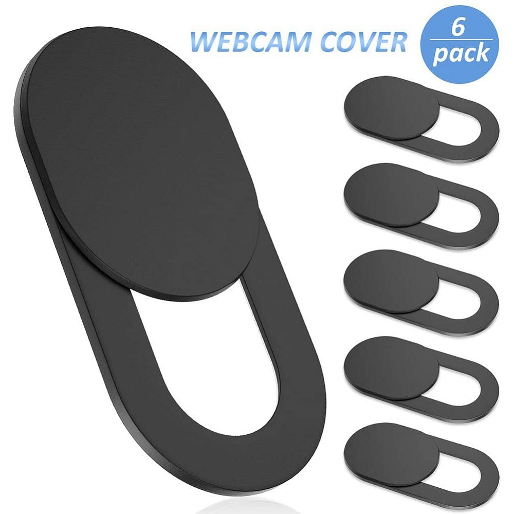 Webcam Cover Privacy Protective Cover for iPad iPhone Samsung Universal WebCam Cover Shutter Magnet