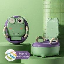 Waschbar Baby Wc Kinder Frosch Topf Ausbildung Mädchen Jungen Abnehmbare Töpfchen Kinder Stuhl Wc Sitz kinder Topf Tragbare Baby töpfchen