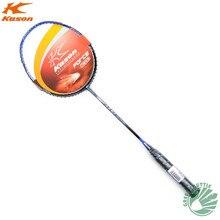 2021 nouvelles raquettes de Badminton Kason en Fiber de carbone TSF série classique type dattaque raquettes simples TSF300A