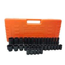 "Julaihandsome Air Impact Sockets Set 1/2 ""Drive 6 Punt Diepe/Korte Sockets Tool Sets"