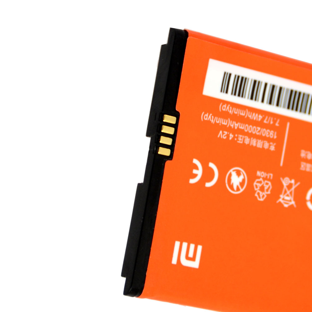 20pcs/lot Battery BM20 For Xiaomi Mi2S Mi2 M2 Original Phone Replacement High Quality Batteries 2000mAh enlarge