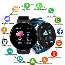 Smart Watch Men Blood Pressure Smartwatch Women Waterproof Sport Heart Rate Fitness Tracker Watches