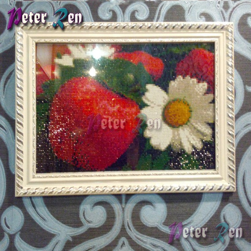Custom Photo 5D Full Diamond Painting Mosaic Embroidery Picture of Rhinestone Baby Parents Home Wedding Pet or lovers photo gift