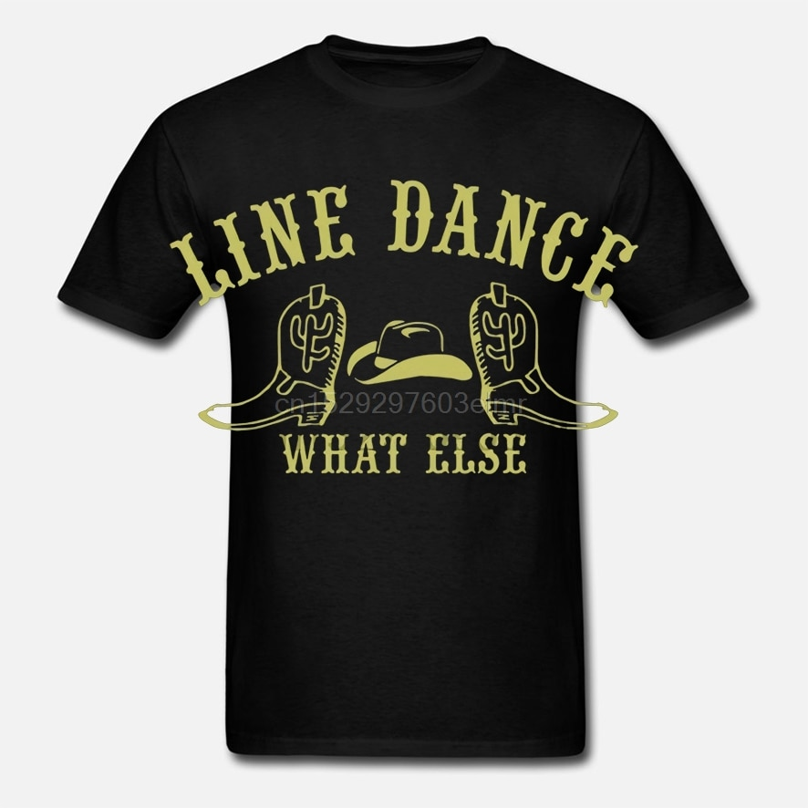 Camiseta femenina línea de baile país occidental vaquera DK084
