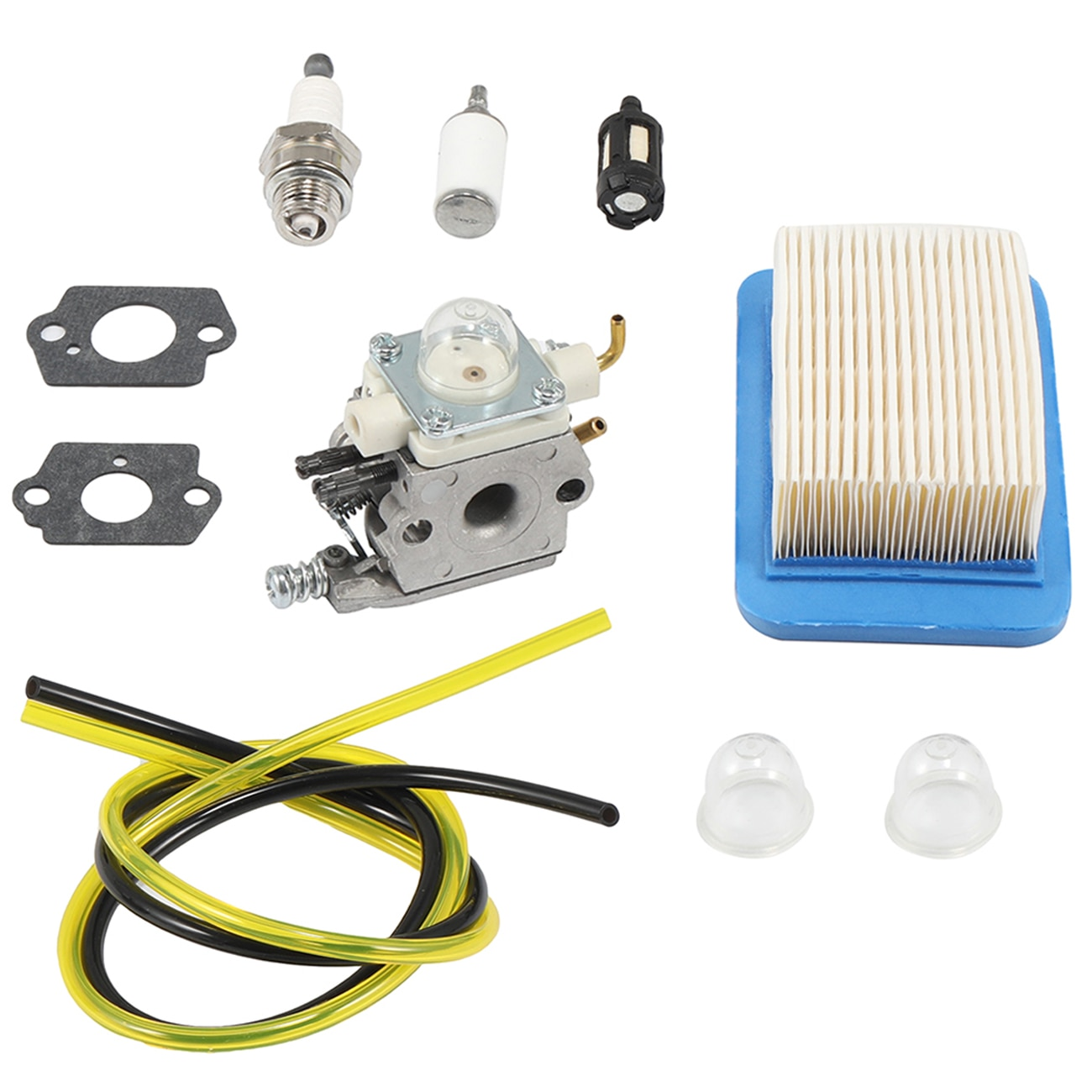 Carburetor Carb Air Filter Kit Echo PB-580 PB-580T WTA-35 Echo Backpack Blower