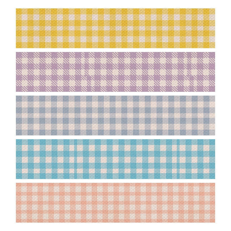 European and American pastoral style table cloth linen mat