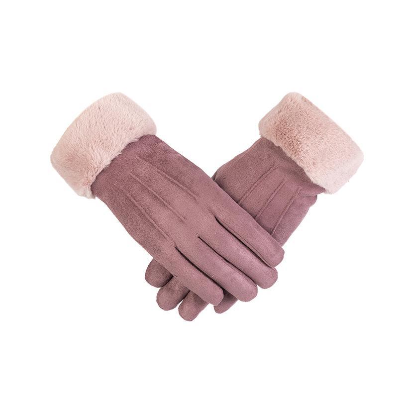 Женские зимние перчатки, женские зимние перчатки, женские зимние перчатки, хлопковые перчатки для зимы