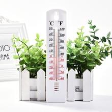 Вертикальный настенный термометр, домашний уличный гигрометр