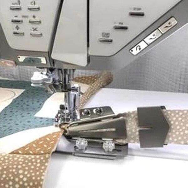 Quilt binder acessório viés encadernação conjunto costura master tools kit lks99