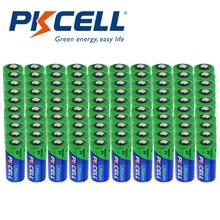 100Pcs Pkcell CR123A 3V Lithium Li- MnO2 Battery Lamp batteries Equal CR123 123A CR17345 KL23a VL123A DL123A 5018LC EL123AP