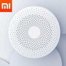 Xiaomi Mijia przenośny AI bezprzewodowy głośnik Bluetooth Mini z sterowaniem głosowym głośniki do zestawu głośnomówiącego Life Waterproof