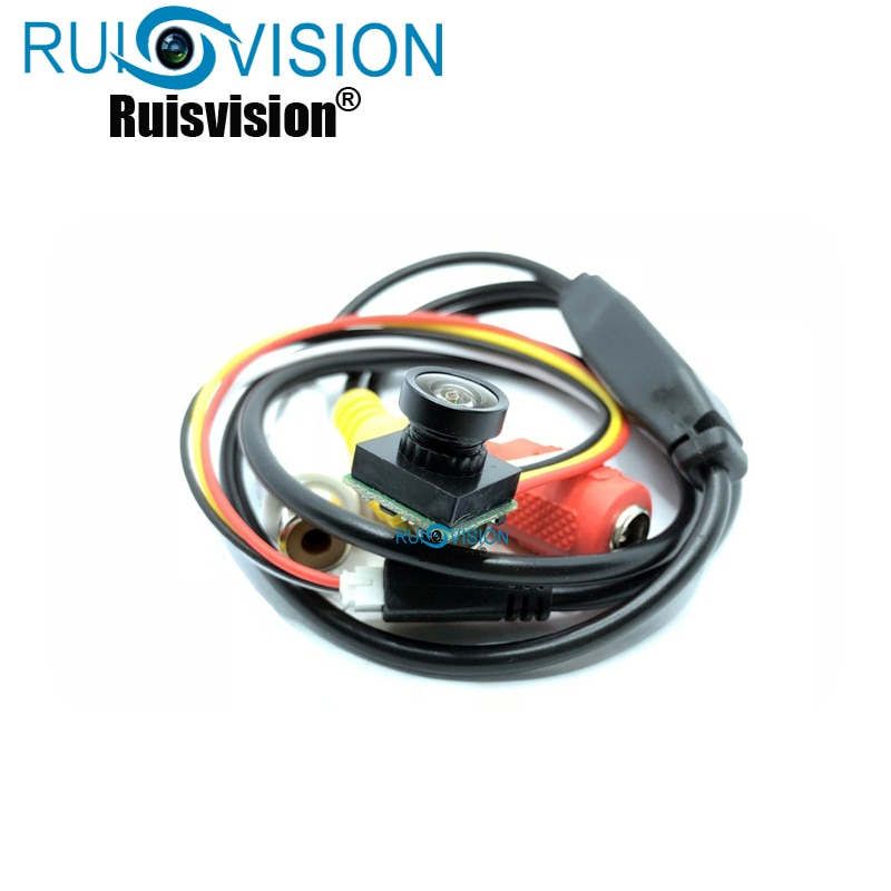 Free Shipping HD 800TVL  mini analog diy module cctv camera not WIFI IP Module for Home Security Surveillance video camera