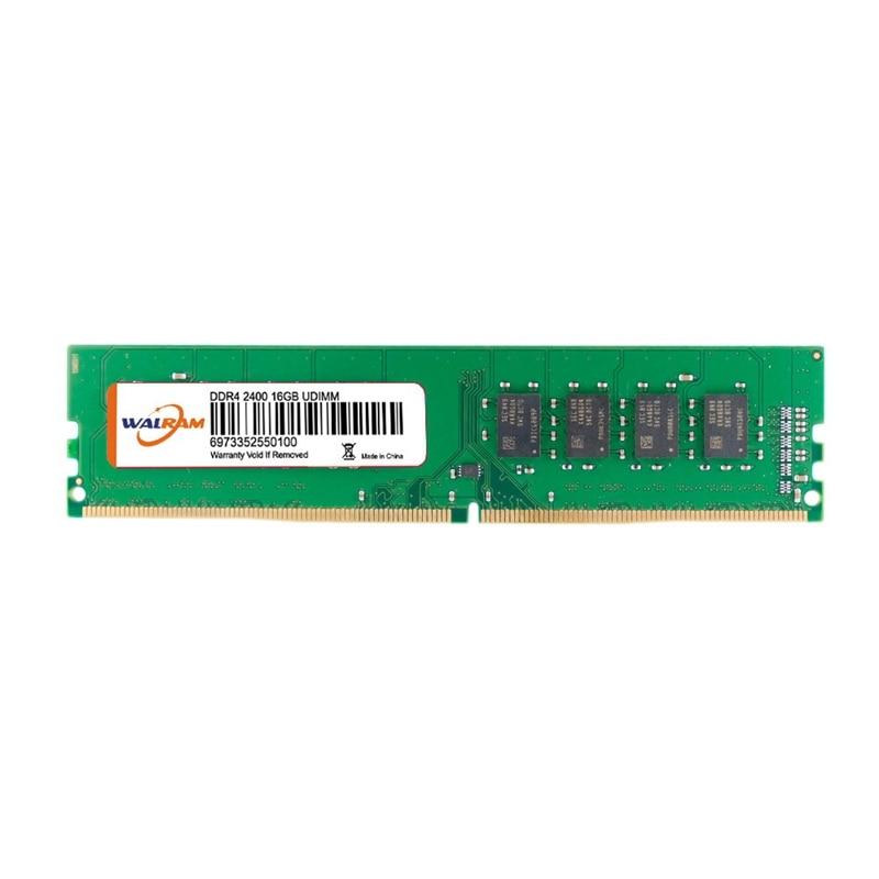 WALRAM بطاقة الذاكرة شريط الذاكرة DDR3 8GB 1333MHZ Ram 240Pin مناسبة لسطح المكتب