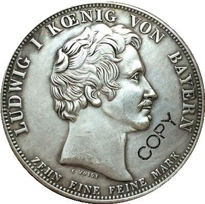 Alemão 1826 moedas COPIAR