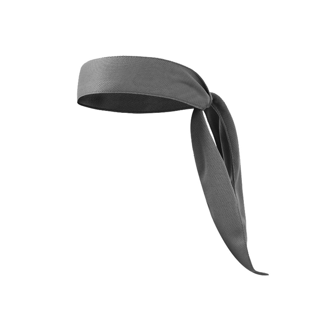 Vincha deportiva para la cabeza, banda elástica para Yoga, Running, banda para el pelo, seguridad y supervivencia, absorción de humedad, 903
