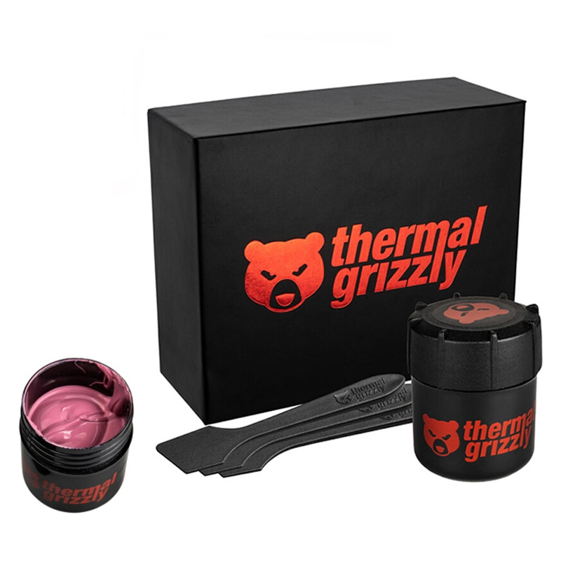 Thermal Grizzly Kryonaut Extreme Thermal Paste Compound Hot Conducting Grease For Computer Laptop CPU Video Card GPU Cooling