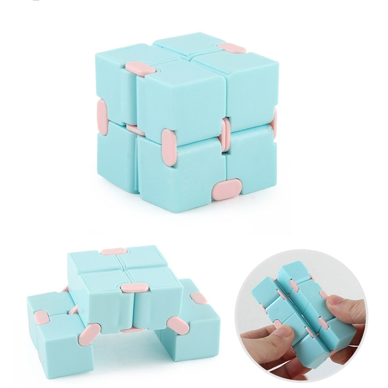 20 pcs Kids Fidget Sensory Toys Stress Set Pops it Adult Anti-stress Toy Push Bubble Fidget Toy Relief Autism Children Boy Gift enlarge