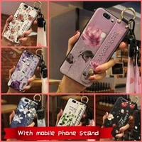 for woman for girls phone case for huawei honor v8 original durable anti dust flower back cover