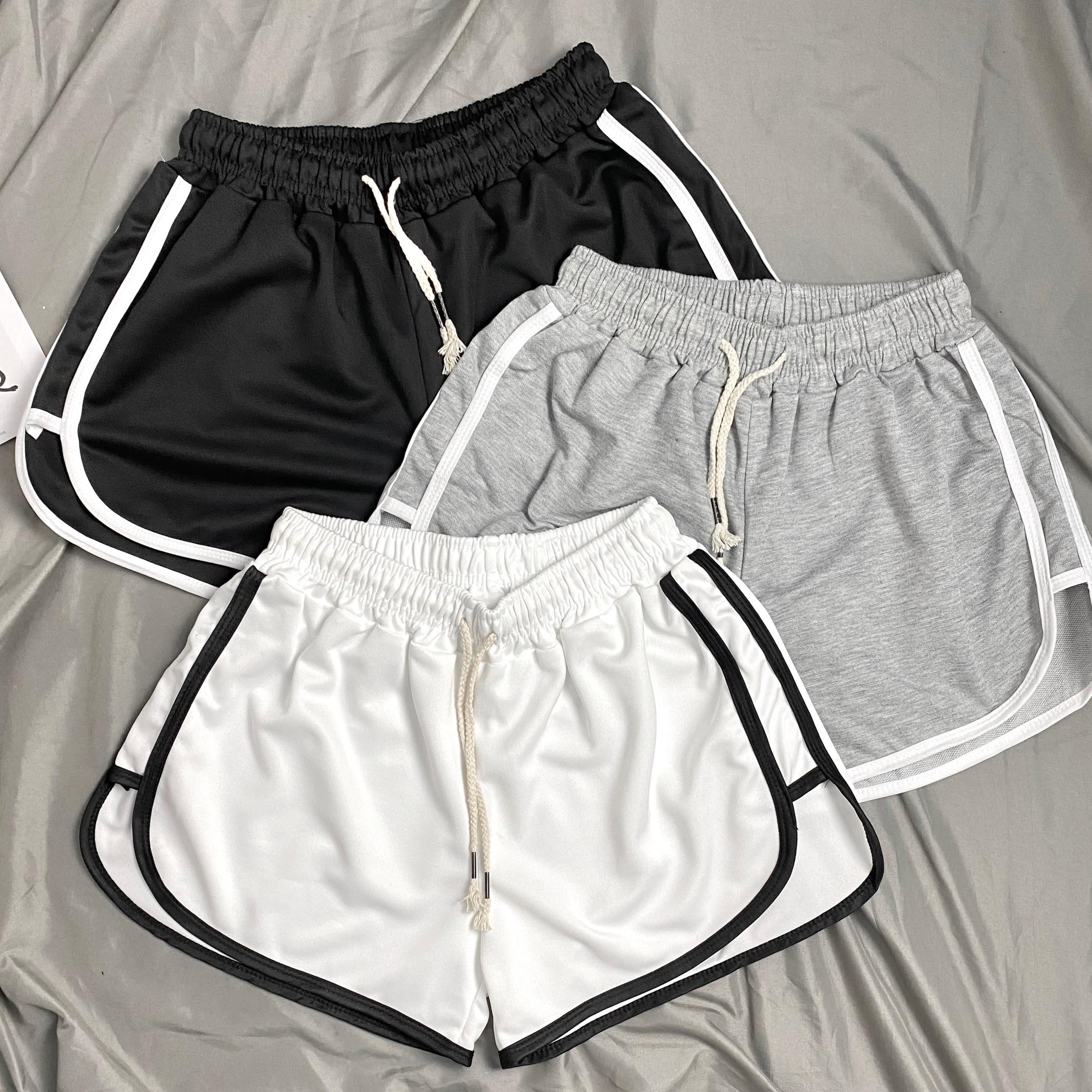 Sports Shorts Women's Summer Ins Trendy New Outdoor Running Loungewear Pajama Shorts Casual High Wai