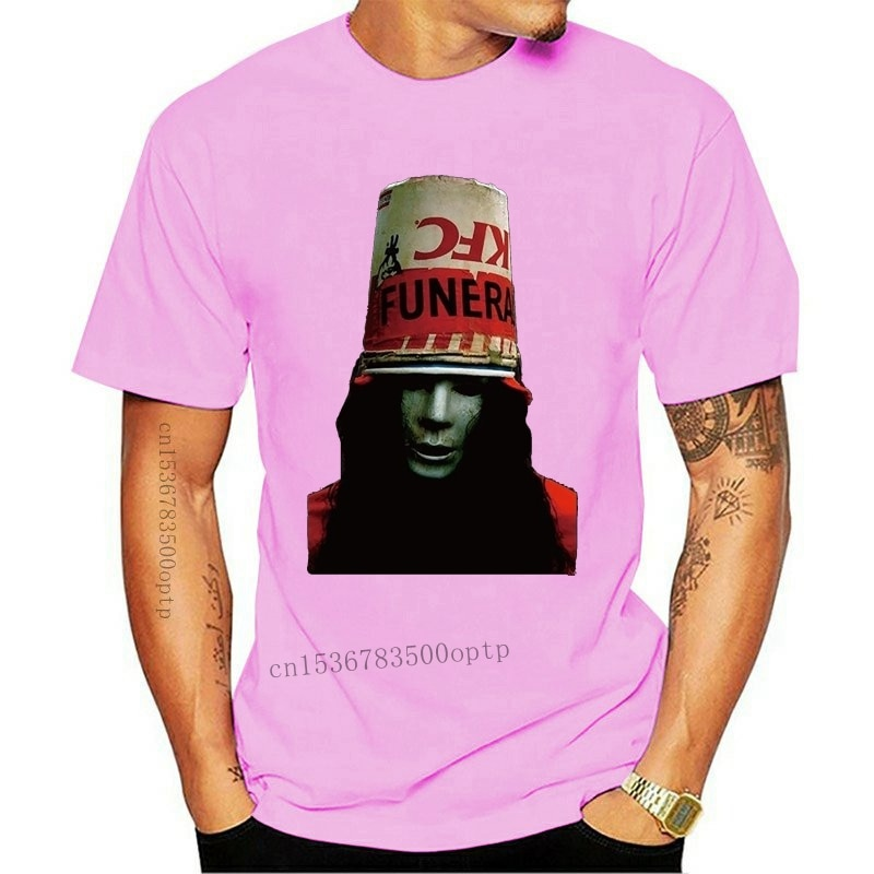 New Men T shirt Buckethead Brian Carroll Pikes T Shirts funny t-shirt novelty tshirt women