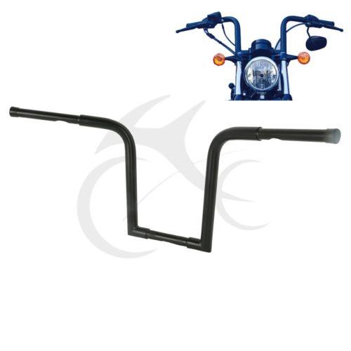 """Perchas de simios bares grasa 1-1/4 """"14"""" aumento Chubby manillares Frisco para Harley Softail puño FXST Sportster XL de helicóptero"""