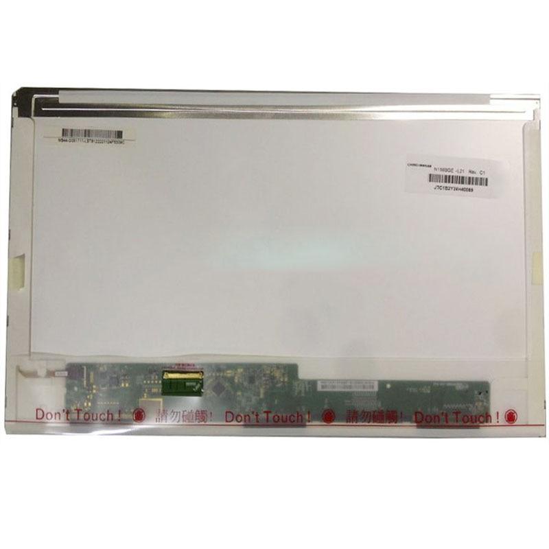 15.6 بوصة lcd مصفوفة ل ASUS X52 X52J X52F X53 X53U X53S X53E X53Z X54 X54C X55 دفتر عرض شاشة 40pin
