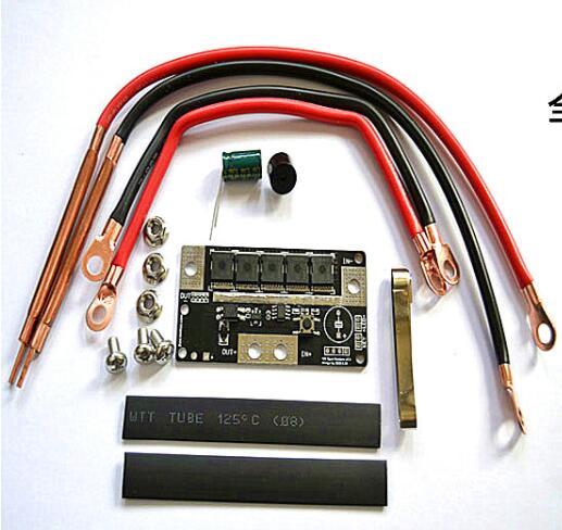 Аппарат для точечной сварки, сварочное оборудование для печатных плат, 18650 / 26650/32650, 12 В