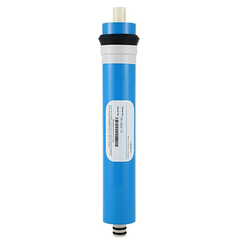 Vontron ULP1812-75 membrana RO s NSF Sistema de ósmosis inversa 75gpd cartucho de filtro de agua