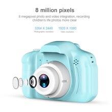 Children Kids 2.0 Inch Camera Mini Educational Toys For Children Baby Gifts Birthday Gift Digital Ca