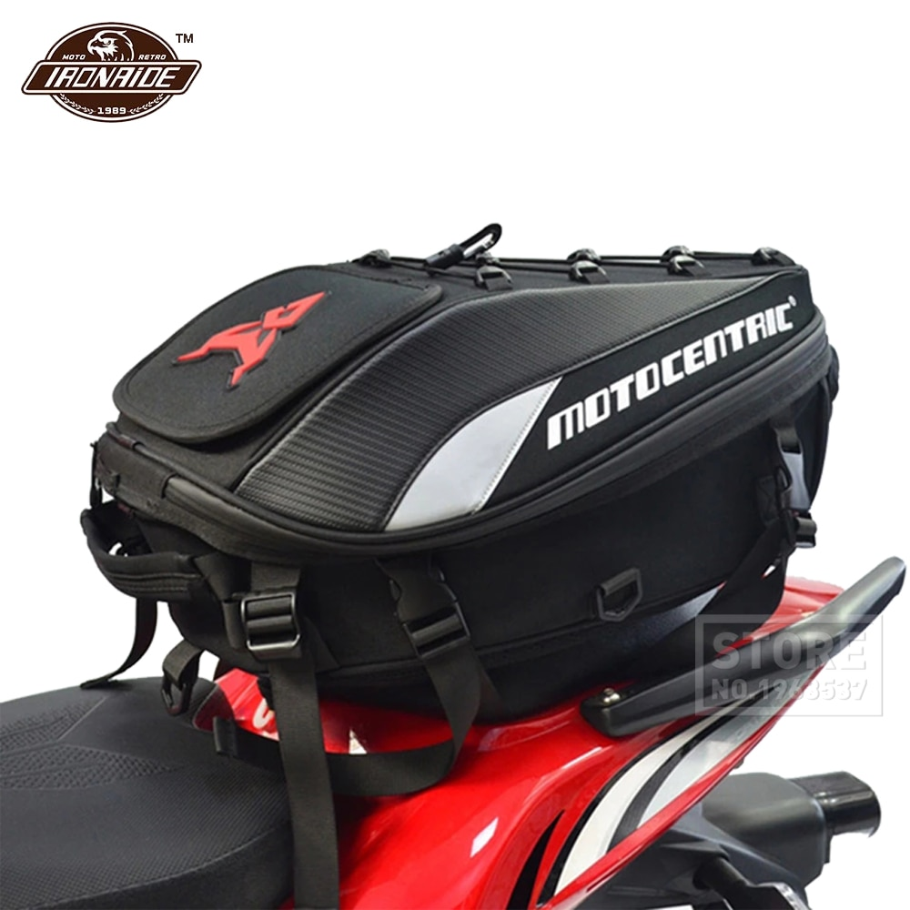 Motorcycle Bag Waterproof Mochila Moto Motorcycle Tank Bag Motorcycle Backpack Multi-functional Tail Bag 4 Colour