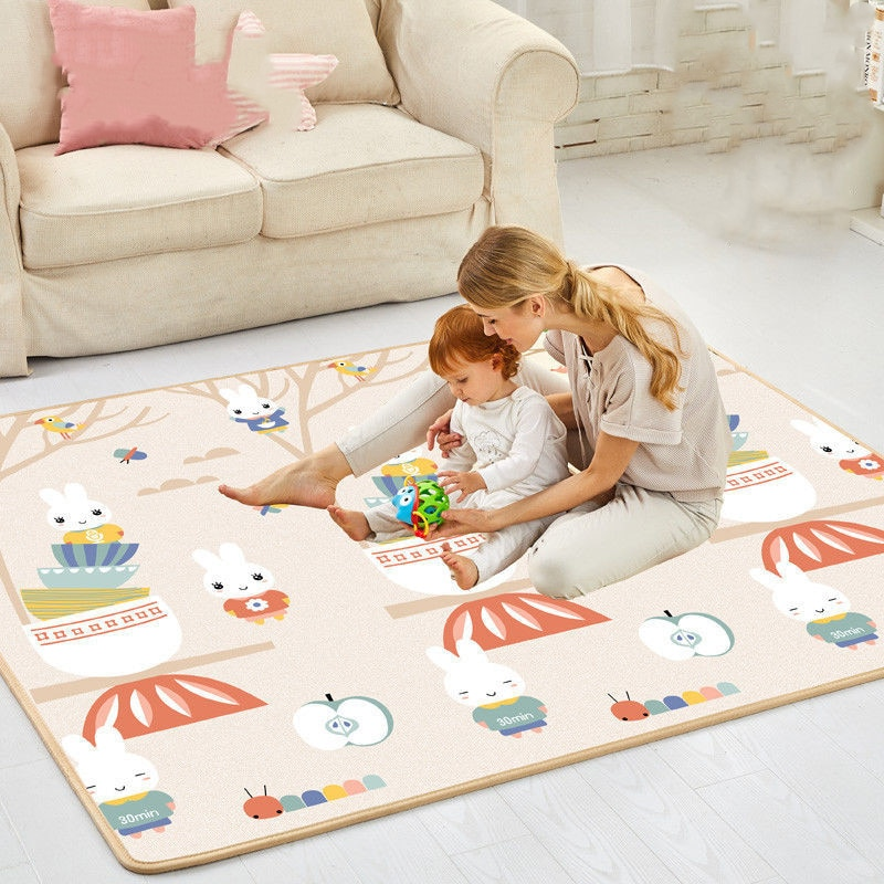 baby play mat soft carpet mat newborn carpet infant room activity crawling pad folding mat playmat for children game pad 200cm*180cm XPE Baby Play Mat Toys for Children Rug Playmat Developing Mat Baby Room Crawling Pad Folding Mat Baby Carpet