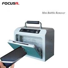 Взрывозащищенная мини машина для снятия пены OCA устройство для снятия пузырьков с ЖК экраном OCA автоклав для Samsung для iPhone