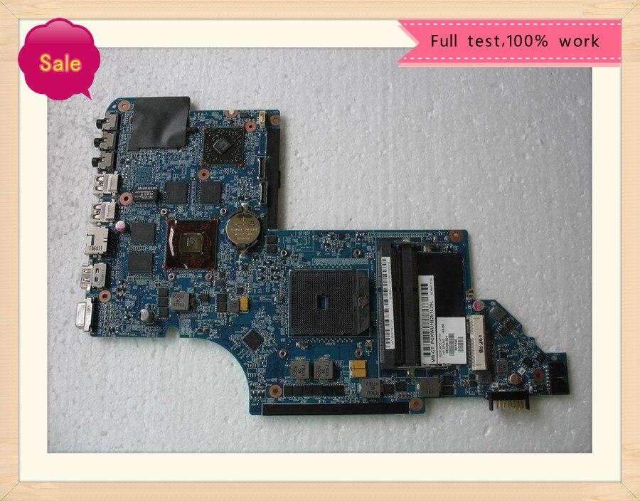 اللوحة الأم للكمبيوتر المحمول ل Hp ل بافيليون DV6 DV6-6000 640453-001 665284-001 غير متكاملة DDR3 100% اختبار OK