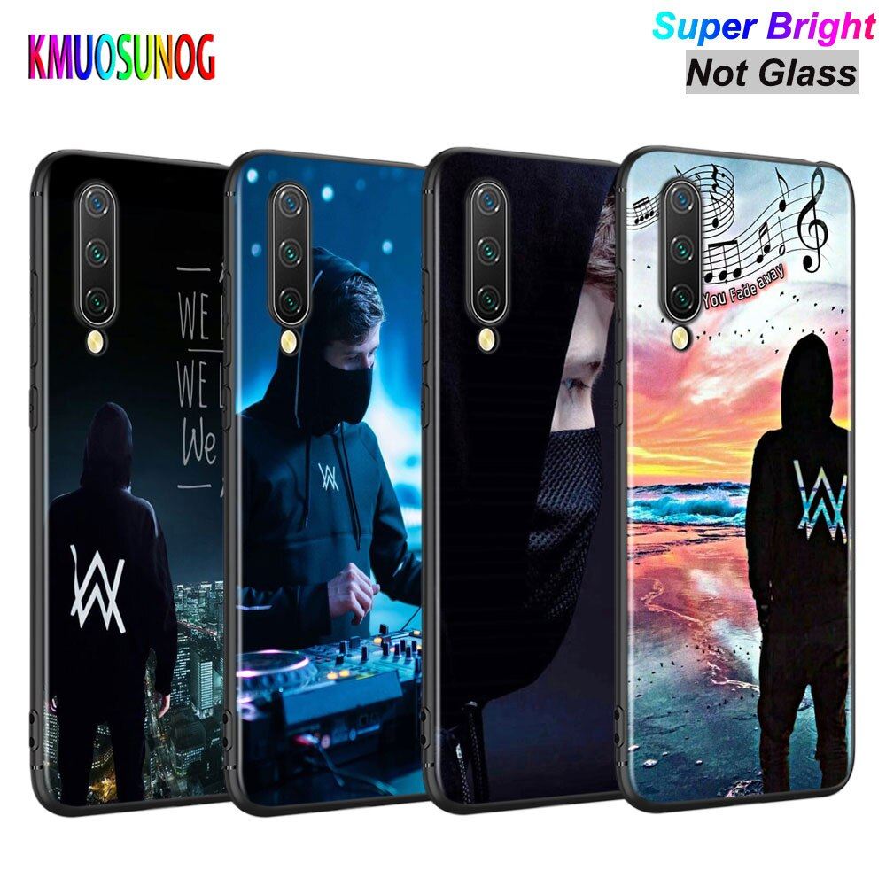 Funda de silicona negra de moda para Xiaomi mi A3 A2 A1 5X6X6 8 Lite 9 9SE CC9 F1 9T 9TPro jugar al teléfono caso