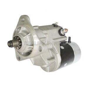 Starter Motor For CUMMINS D1146 DH220-3 28100-56070 23300-97006