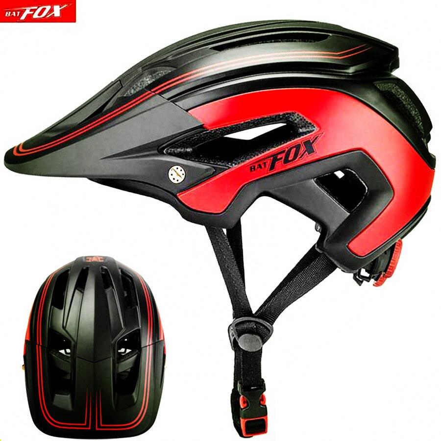 BATFOX casco de bicicleta de los hombres y las mujeres gran oferta...