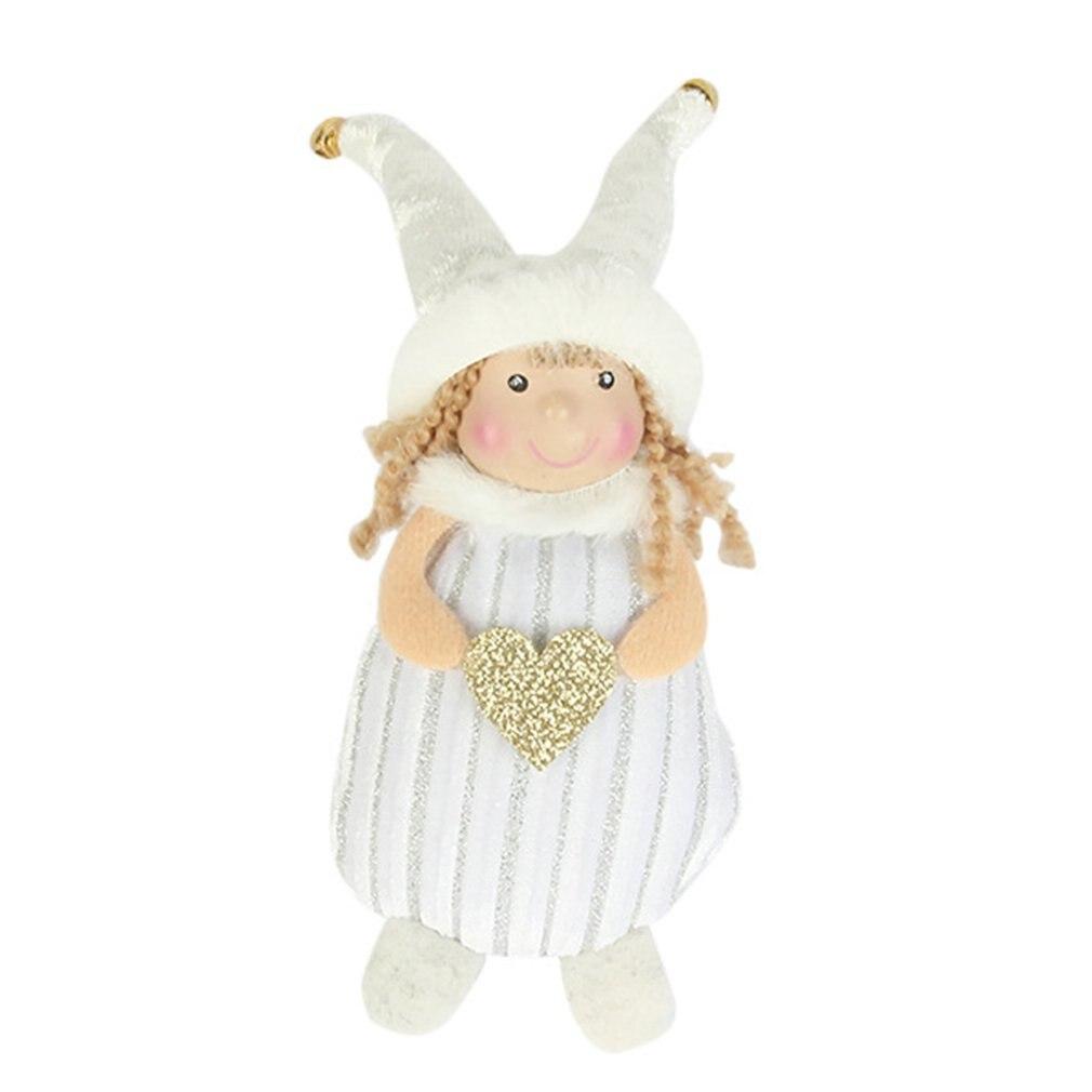 2021 muñeca de Ángel de Navidad Feliz Navidad decorazioni natalizie por la...