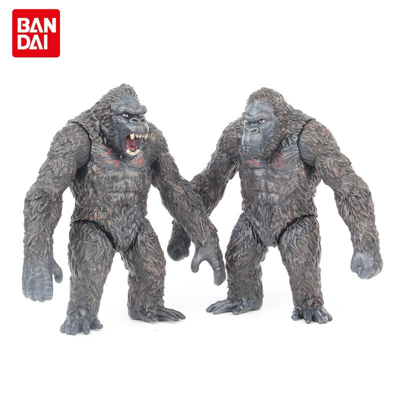 Godzilla Vs. King Kong, Chimpanzee Joints Can Do Hand-Made Decorations, Anime Hand-Made 18Cm Gifts for Kids, Boy Toy Pvc Model
