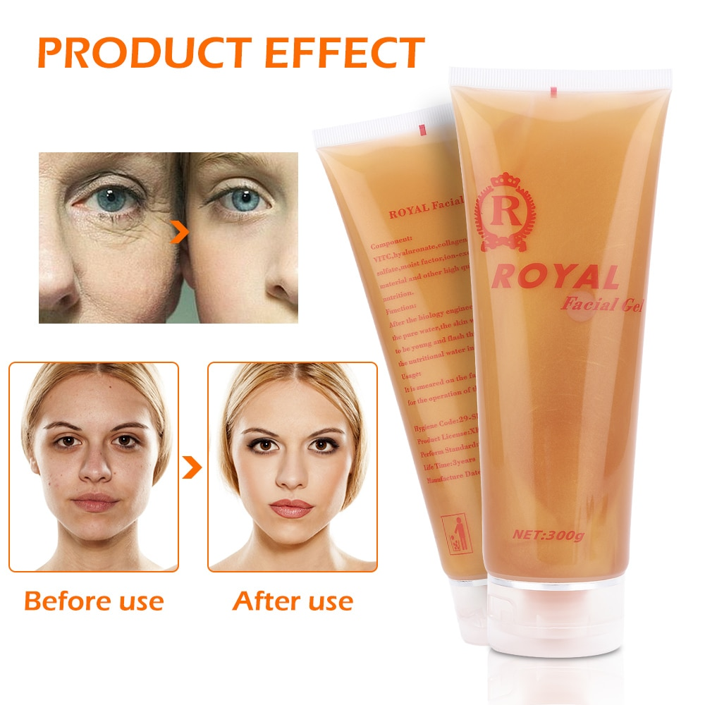300ml Ultrasonic RF 3 Kinds Safe Moisturizing Cream Gel for Massager Beauty Device Lifting Tighten Rejuvenation Body Slimming