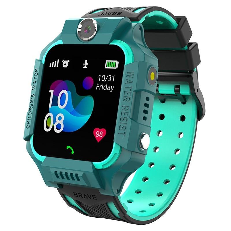 S19 الاطفال تعقب SmartWatch مقاوم للماء ساعة ذكية SOS دعوة للأطفال مكافحة خسر رصد الطفل ساعة اليد للفتيات الصبي
