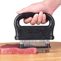 export 48 pin steak tenderloin needle loose meat device broken nut needle meat tenderizer pine meat needle
