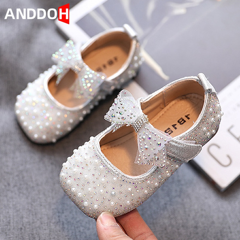 Size 21-30 Girls Breathable Hook Loop Sandals Baby Soft Bottom Toddler Shoes Children Anti-slippery Casual Sandals for Kids