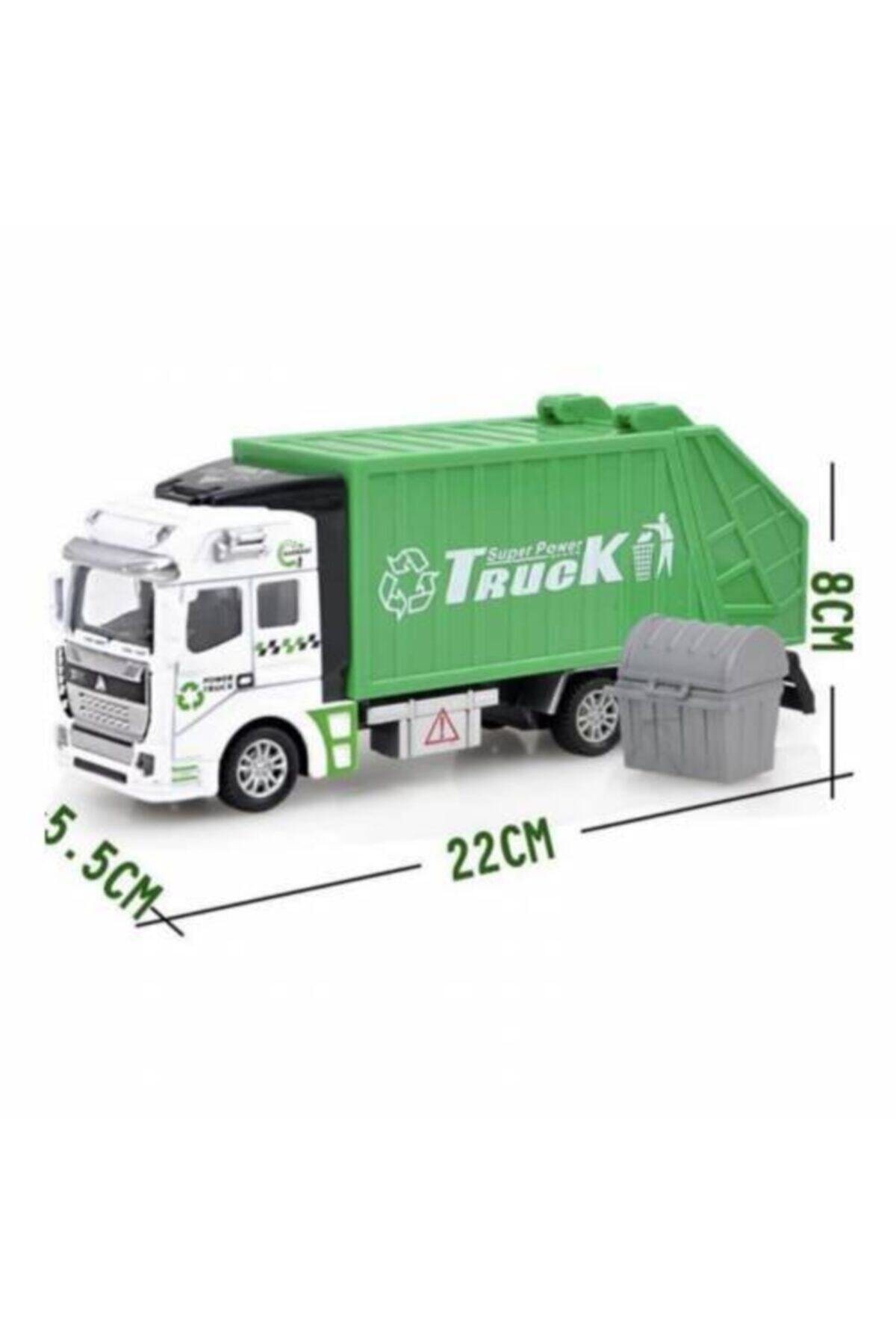 Фото - Garbage Truck Toy Metal Garbage Truck Check Leave Featured truck