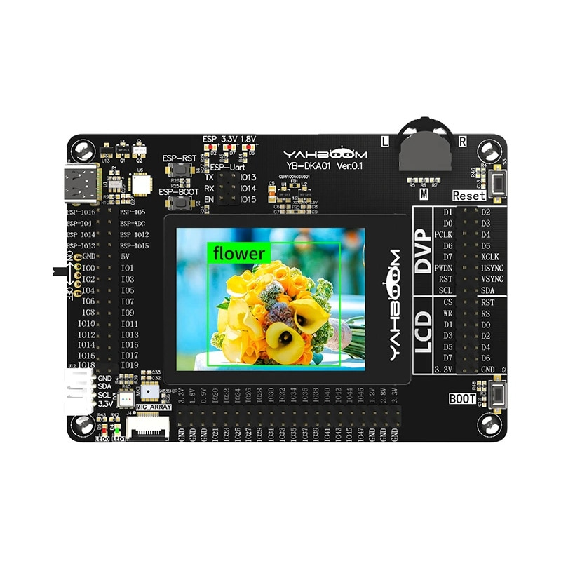 Фото - Artificial Intelligence AI-Motion K210 Developer Kit for Learning Al Vision Technology ai – artificial intelligence