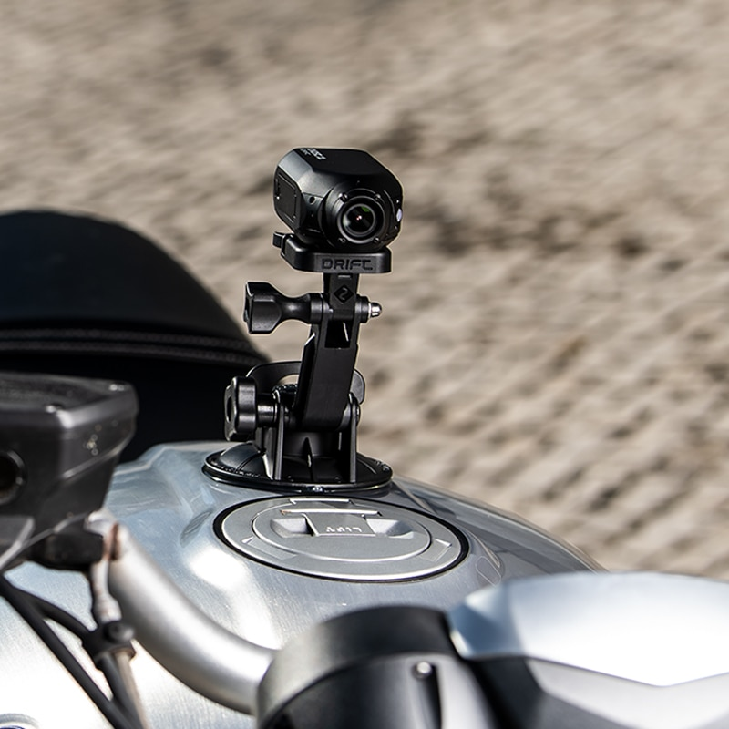 Drift Ghost XL Sport Action Camera Waterproof Live Stream Vlog 1080P Motorcycle Wearable Bike Bicycle Travel Helmet Cam WiFi