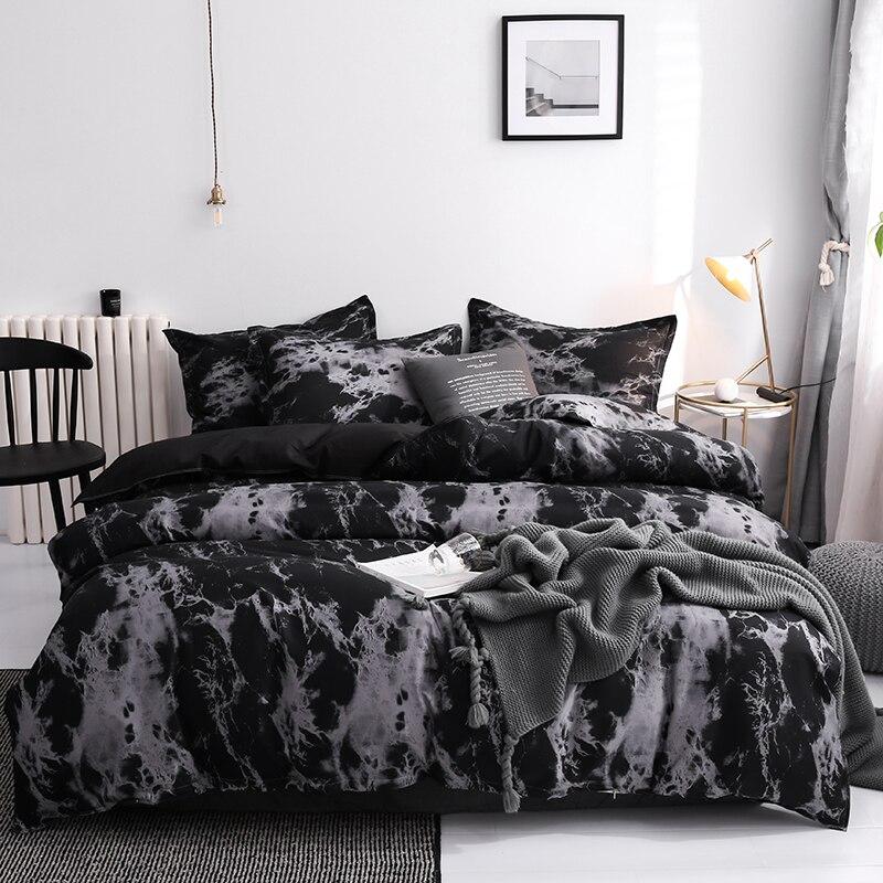 فاخر ليوبارد السنونو مزيد من هندسية حاف الغطاء 240X22 0 طقم سرير طقم أغطية لحاف 150 مفارش 200X200 لا غطاء سرير